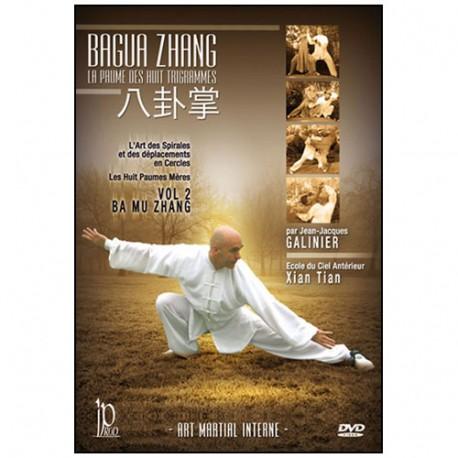 Bagua Zhang, La paume des 8 Trigrammes Vol.2 - Galinier