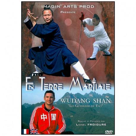 En terre Martiale,Wudang Shan les Guerriers du Tao - Lionel Froidure