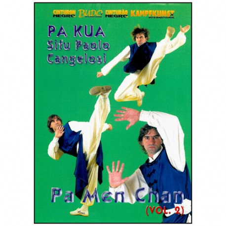 Pa Kua, Pa Men Chan Vol.2 - Paolo Cangelosi