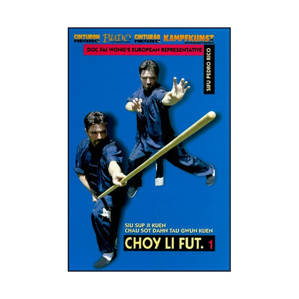 Choy Li Fut - Pedro Rico