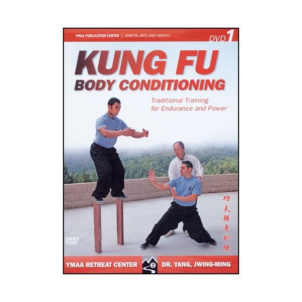 Kung Fu body conditioning - Yang Jwing-Ming