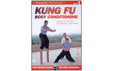 Kung Fu body conditioning - Yang Jwing-Ming