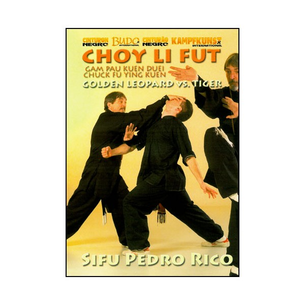 Kung Fu, formes de combat : Léopard doré & Tigre  - Pedro Rico