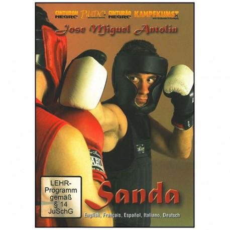 Sanda - Jose Miguel Antolin