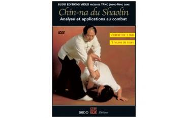 Chin-Na du Shaolin, analyse & applications au combat (coffret 3 DVD)