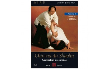 Chin-Na du Shaolin, appl. au combat (à mains nues)  - Yang Jwing-Ming