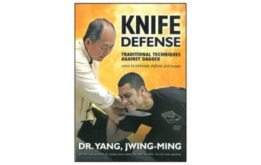 Knife Defense, traditional techniques against dagger - Yang J-M (Ang)
