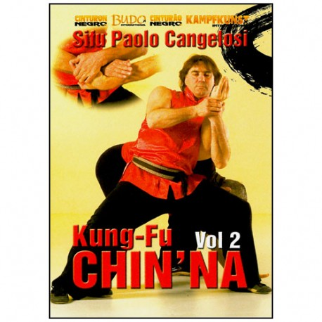 Kung-Fu Chin Na Vol.2 Kham Nah - Paolo Cangelosi