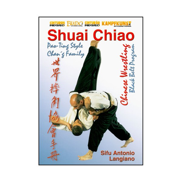 Shuai Chiao Wresling, Pao-Ting style Chan'g family - A. Langiano