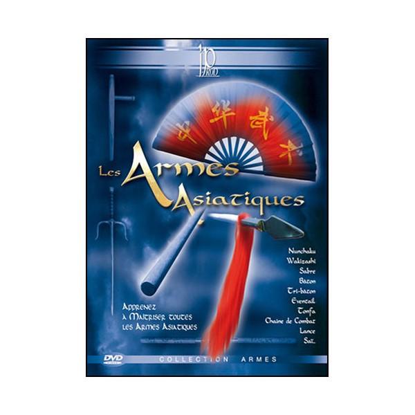 Coffret les Armes Asiatiques (dvd.161- dvd.174- dvd.177)