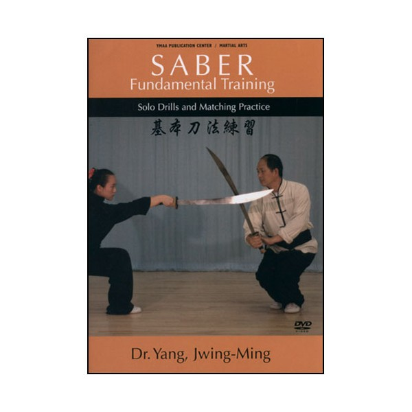 Saber, Fundamental Training, solo drills & matching pract. - Yang J-M