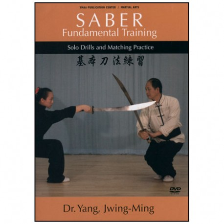 Saber, Fundamental Training, solo drills & matching pract. - Yang J-M