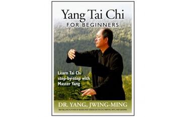 Yang Tai Chi for beginners - Yang Jwing Ming (Anglais)