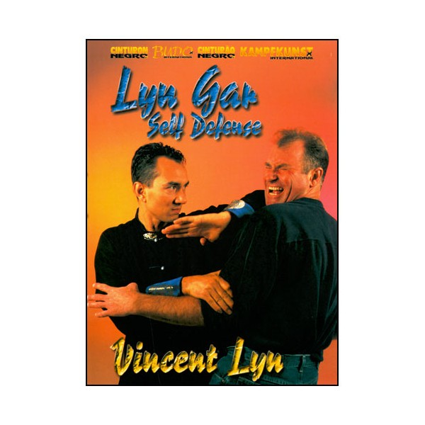 Lyn Gar Self Defense - Vincent Lyn