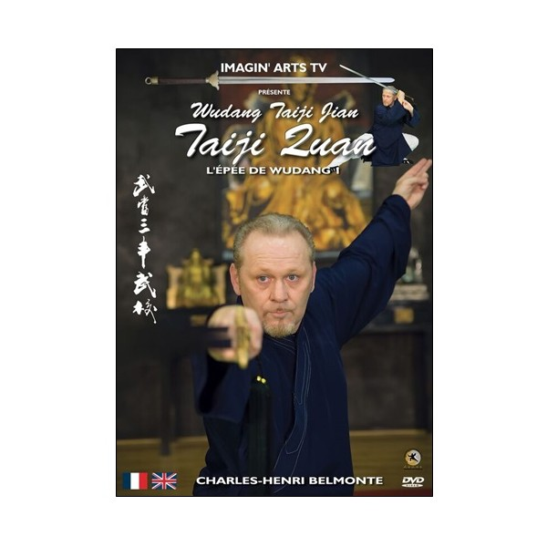 Wudang Taiji Jian- l'épée de Wudang 1 - Belmonte