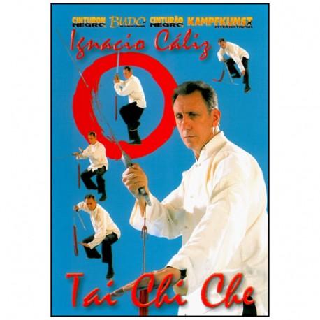 Tai Chi Che, enchaînement d'épée style Yang - Ignacio Caliz
