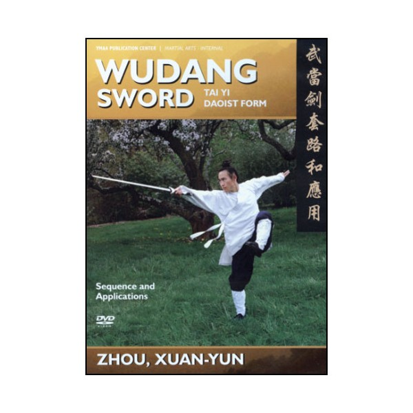 Wudang sword sequence & applications - Zhou,Xuan-Yun (angl)