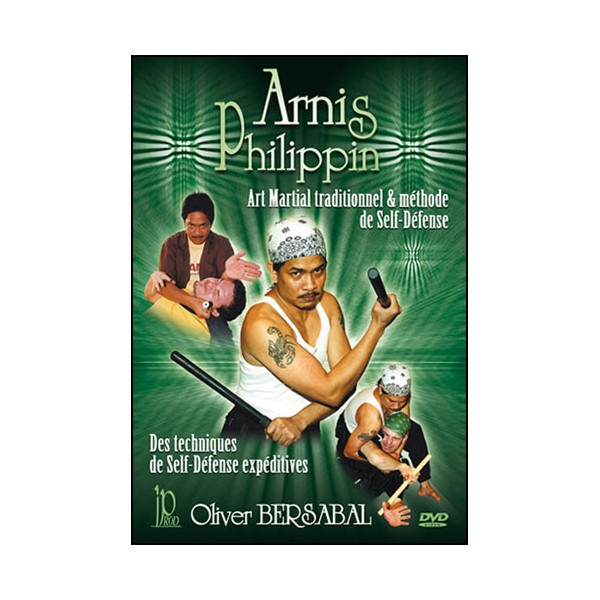 Arnis Philippin, art martial et méthode de Self-D - Olivier Bersabal