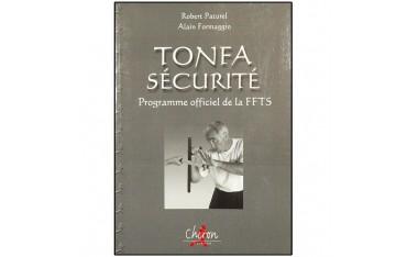 Tonfa sécurité, programme officiel de la FBTS - Robert Paturel et Alain Formaggio