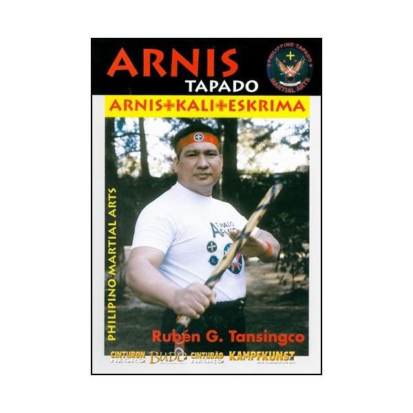 Arnis Tapado, simple bâton - Ruben G. Tansingco