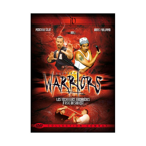 Coffret Warriors (DVD.20- dvd.41- dvd.44)