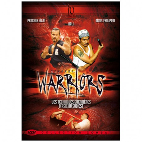 Coffret Warriors (DVD.20- dvd.41- dvd.44)