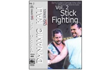 Dynamic Kali Vol.2 Stick fighting - Barry Cuda