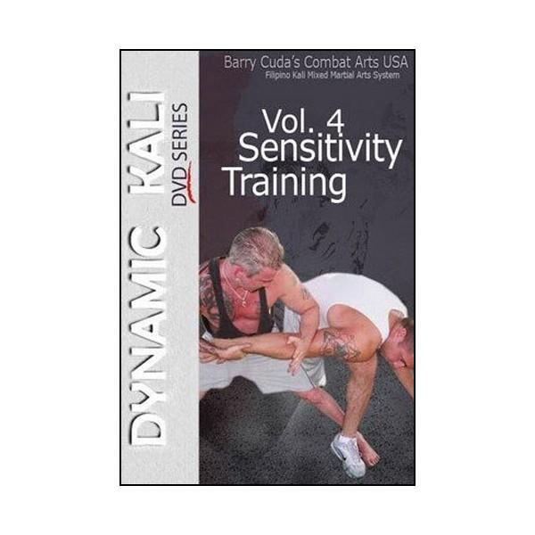 Dynamic Kali Vol.4 Sensitivity training - Barry Cuda