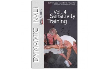 Dynamic Kali Vol.4 Sensitivity training - Barry Cuda
