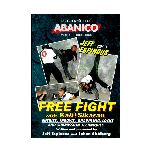 Free Fight using Kali - Espinous