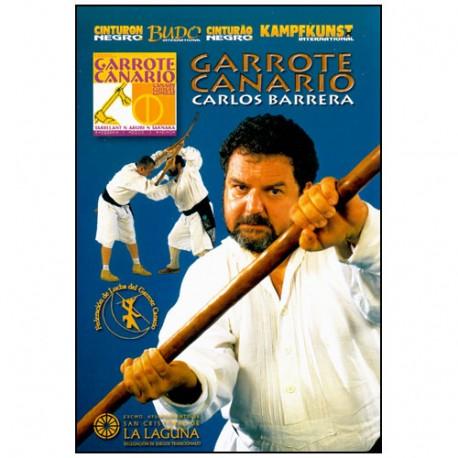 Garrote Canario, bâton canarien - Carlos Barrera