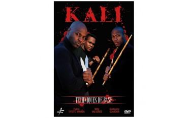 Kali  techniques de base - Tatefo-Valverde-Glandor
