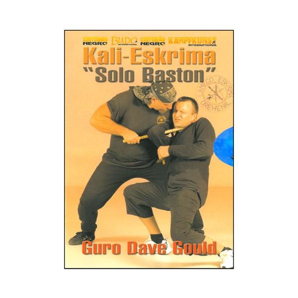 Lameco Eskrima, Solo Baston- Guro Dava Gould