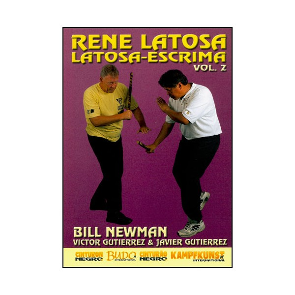 Latosa-Escrima Vol.2 - Rene Latosa