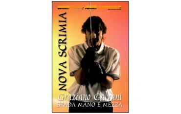 Nova Scrimia, épée Médiévale - Graziano Galvani
