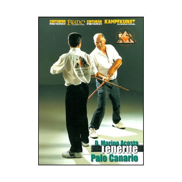 Palo Canario Acosta (bâton, style Acosta)  - D. Marino Acosta