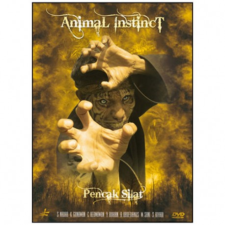 Coffret Animals instinct (dvd.208 -dvd.209 -dvd.210)