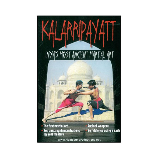 Kalarripatatt, india's most ancient martial art