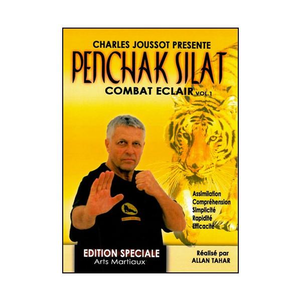 Penchak Silat combat éclair - Charles Joussot