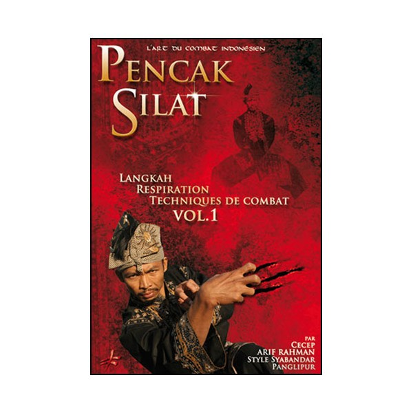 Penchak Silat, Langhkak : Respiration, Applications Vol.1 - A Rahman
