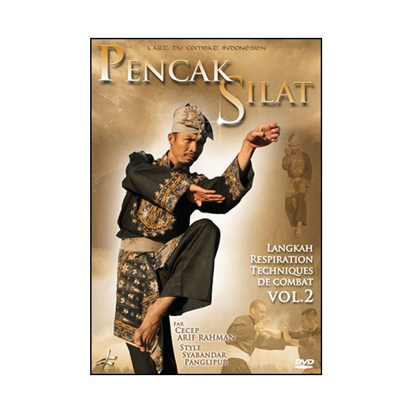 Penchak Silat, Langhkak : Respiration, Applications Vol.2 - A Rahman