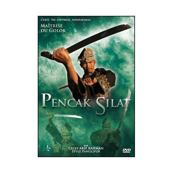 Penchak Silat, Maîtrise du Golok - Cecep Arif Rahman