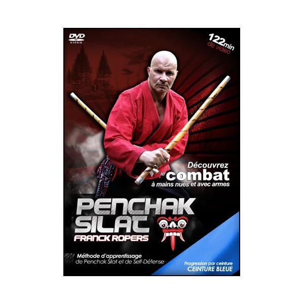 Penchak Silat, progression par ceinture Vol.4 bleue 2 DVD - F Ropers