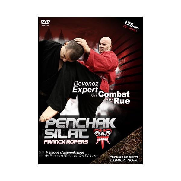Penchak Silat, progression par ceinture Vol.6 noire 2 DVD - F Ropers