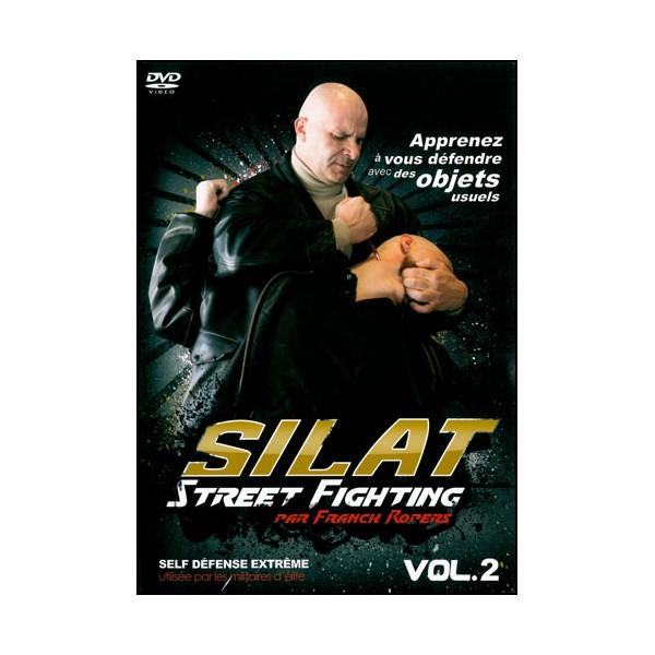 Silat Street Fighting vol.2, déf avec objets usuels - Franck Ropers