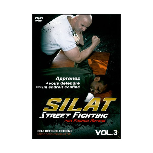Silat Street Fighting vol.3, déf dans un endroit confiné - F Ropers