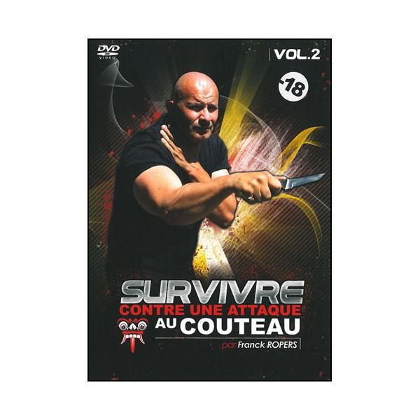 Survivre contre une attaque au couteau Vol.2 - Franck Ropers