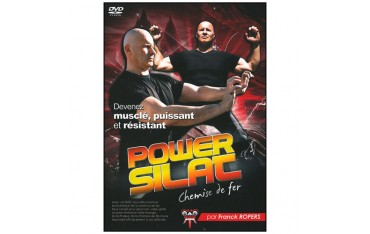 Travail énergétique : Power Silat (la chemise de fer) - Franck Ropers