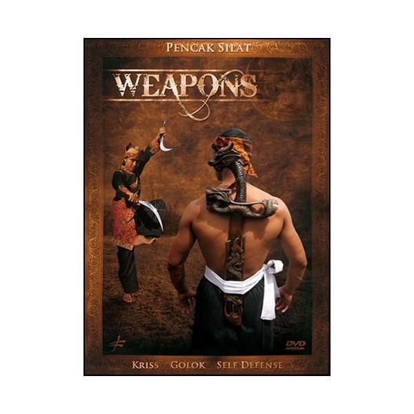 Weapons Pencak Silat (dvd.207 - dvd.211 -dvd.221)