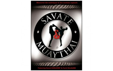 Coffret Savate & Muay Thai (dvd.05 - dvd.131 - dvd.18 - dvd.196)